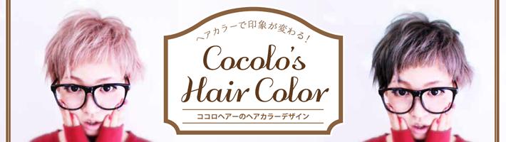 Cocolo's HairColor
