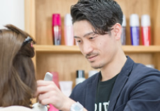 Stylist:安藤 竜之介(Cocolo hair 中島店)