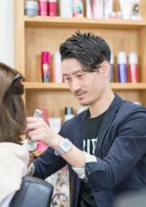 安藤 竜之介(Cocolo hair 中島店)