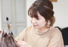 Stylist:久米 杏沙(Cocolo hair 市野店)